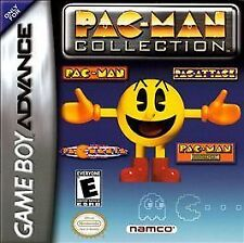 Pacman Collection - Game Boy Advance Gba Sp DS Nintendo