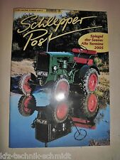 Tractor Post 01/2005 - Oldtimer Magazine