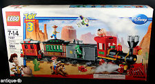 LEGO TOY STORY 3 WESTERN TRAIN CHASE NEW 7597 584 PCS SEALED RETIRED 2010 DISNEY