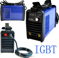 110V IGBT WELDING MACHINE ZX7-220 WITH CONSUMABLE LOWEST PRICE US STOCK