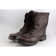 Steve Madden Fame Women US 8.5 Brown Boot Blemish  18788