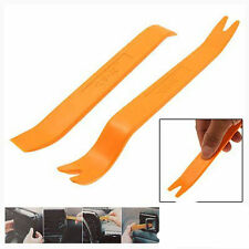 Zone Tech 2 Pcs No-Scratch Refit Set Car Trim Panel Removal Tool for Interior