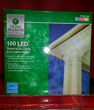 100 LED  Dome Icicle lights