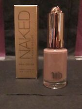 URBAN DECAY NAKED LTD ED NAIL POLISH ~INSTINCT~MEDIUM PINK-TAUPE PEARL~SOLD OUT