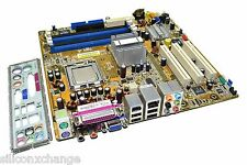 HP ASUS PTGD-LA 5188-1038 MOTHERBOARD SYSTEM BOARD ATX +3GHZ CPU &IO PLT *TESTED