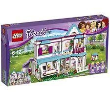 LEGO Friends Stephanies Haus Spielfiguren Stephanie James Mutter Alicia und mher
