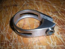 Carver Bikes Titanium Seatpost Clamp 31.8mm