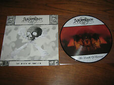 "ATOMIZER ""The Death of Forever."" PIC LP  destroyer 666 revenge angelcorpse"