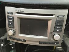 Audio Equip.(radio) SUBARU LEGACY 12 AM-FM-CD High Definition Radio (Limited)