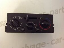 Peugeot 207 Heater Control Panel With Air Con 06-09