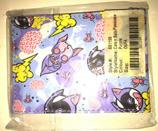 Drop Dead Clothing Cats n Bats Passcase Wallet,NEW,Bring Me The Horizon,EMO