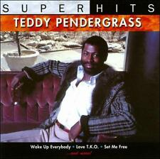 Super Hits by Teddy Pendergrass (CD, Nov-2010, Sony CMG)