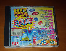 CD HIT MANIA DANCE ESTATE 97 VOL 1
