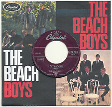 """7""""- The Beach Boys - I Get Around / Dont Worry Baby - Capitol K 22740 Cover Copy"""