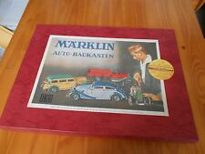 MARKLIN AUTO BAUKASTEN 1076 RENNWAGEN MODEL KIT