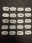 1981-1988 Chevrolet Oldsmobile Buick Glass Windshield Molding Reveal Clips GM