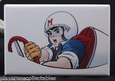 "Speed Racer 2"" X 3"" Fridge / Locker Magnet. Mach 5"