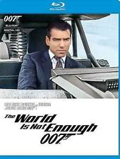 The World Is Not Enough James Bond 007 Pierce Brosnan (Blu-ray Disc, 2015) NEW