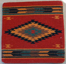 Wool Pillow Cover HIMAYPC-51 Hand Woven Southwest Southwestern 18X18