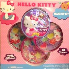 HELLO KITTY MAKE UP KIT 3D COMPACT