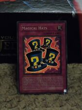 Yu Gi Oh Magical Hats Super Rare PSV-033 Mint Free Delivery
