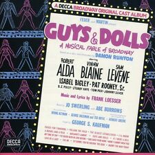 Various Artists, Bro - Guys & Dolls / O.C.R. [New CD] Rmst