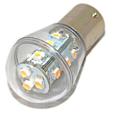 HQRP Car White BA15S 1156 382 P21W Rear Tail Stop Turn Signals LED Light Bulb