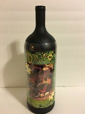 Daring Puzzle 550 Jigsaw Wine Bottle Shaped Storage Container Heavenly Harvest