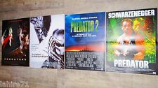 PREDATOR 1.2.3.4  !  affiche cinema