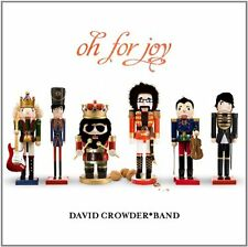 DAVID CROWDER BAND: OH FOR JOY Christmas Carol of the Bells, Joy to the World