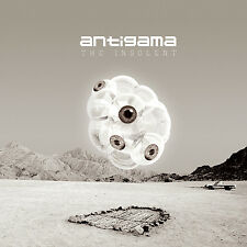 Antigama - the insolent, Digi Sleeve CD, Neuware