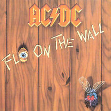 AC/DC Fly On The Wall CD BRAND NEW Remastered
