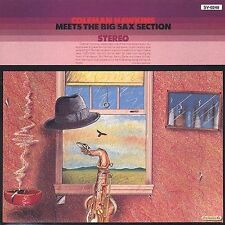 Meets the Big Sax Section by Coleman Hawkins(CD,1994,Savoy Jazz)Brand New Import