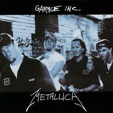 "METALLICA ""GARAGE INC"" 2 CD NEUWARE"