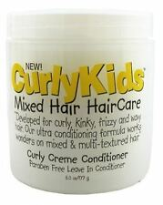 Curly Kids Curly Creme Conditioner, 6 oz (Pack of 3)