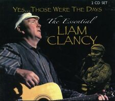 Liam Clancy - Those Were the Days: Essential Liam Clancy [New CD]