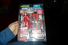 Marvel Legends Legendary Rider Series Scarlet Witch new in package