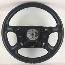 Genuine OEM Porsche 4 spoke,black leather steering wheel. 911,993,Turbo. SUPERB!