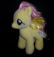 BUILD A BEAR MY LITTLE PONY YELLOW FLUTTERSHY PEGASUS STUFFED ANIMAL TOY PLUSH