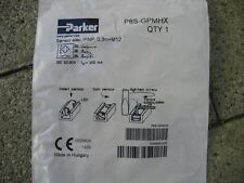 New Parker P8S-GPMHX solid state sensor PNP