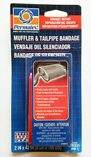 PERMATEX MUFFLER TAILPIPE BANDAGE 80331 exhaust repair 5X106cm high temperature