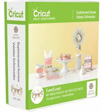 Cricut Cartridge - Sophisticated Soirees - Party Invitations, Boxes