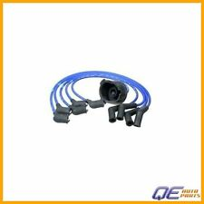 NGK Set Spark Plug Wire For: Honda Civic 82 81 80 Accord Prelude 83 79 1982 1981