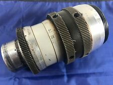 LOMO FOTON 37-140 T 1/3.5 ZOOM LENS FOR PARTS! RARE USSR LENS FOR MOVIE CAMERA!