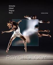 Psychology 3rd by Schacter Gilbert Wegner instructor's edition