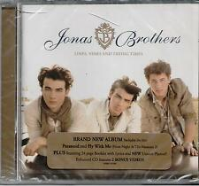 Jonas Brothers ‎– Lines Vines & Trying Times  CD 2009