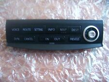 NISSAN 350Z NAVIGATION GPS SWITCH BUTTON PANEL IN DASH OEM