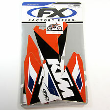 Factory Effex EVO 13 Graphics KTM 125 250 450 525 SX SXF 05 06 EXC 05 06 07 NEW