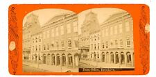 Brooklyn NYC NY - OLD POST OFFICE BUILDING - Standard Series Stereoview