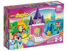 LEGO Duplo 10596 Disney Princess Collection 63pcs Set New In Box #10596